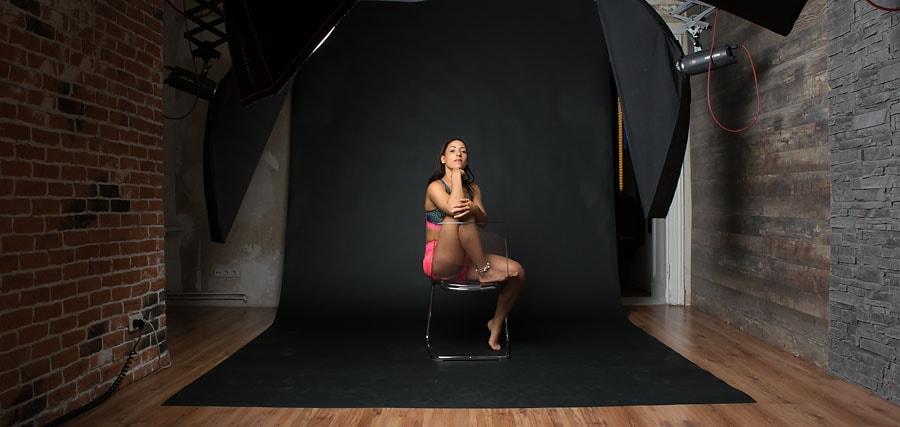 Studio-Shooting | Making-of-Aufnahme | Peter Stuhlmann Fotografie