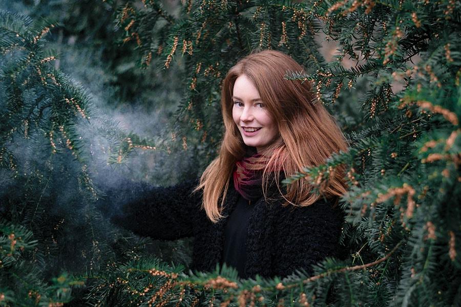 Karina im Tiergarten | Shooting mit Peter R. Stuhlmann Fotografie